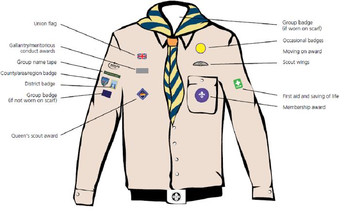 Bedfordshire Scouts Local Scout Shops